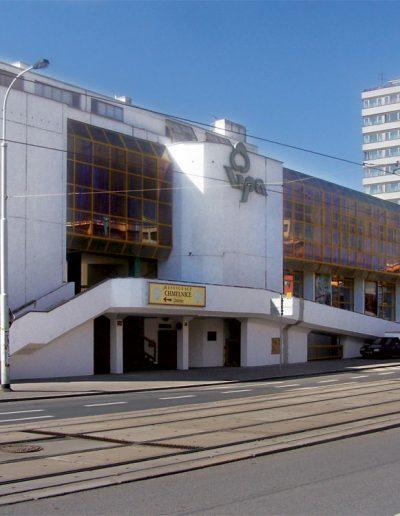 ubytovna Koněvova