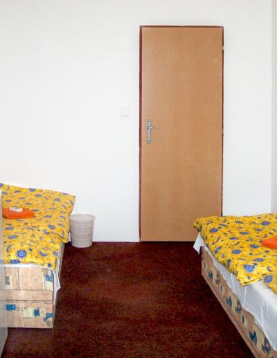 pokoj ubytovna Koněvova