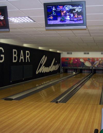 bowling Koněvova