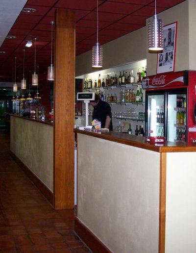 restaurace na Chmelnici
