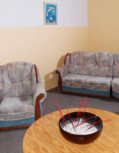 interiér ubytovny 2